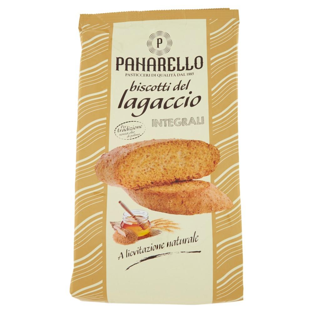 Panarello biscotti del lagaccio Integrali