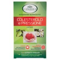 L'Angelica Integratori Nutraceutici Colesterolo e Pressione 40 Capsule