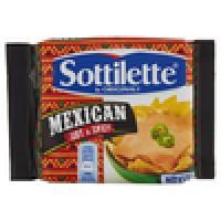 Sottilette Mexican