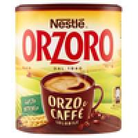 NESTLÉ ORZORO ORZO E CAFFÈ Orzo e caffè solubile barattolo