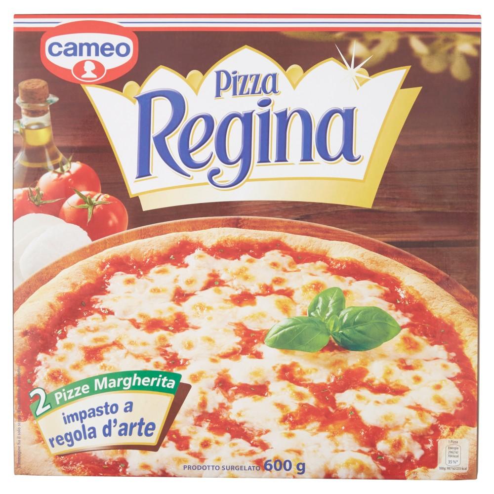 Cameo - Pizza Regina Margherita