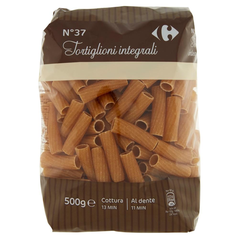 Carrefour N°37 Tortiglioni integrali