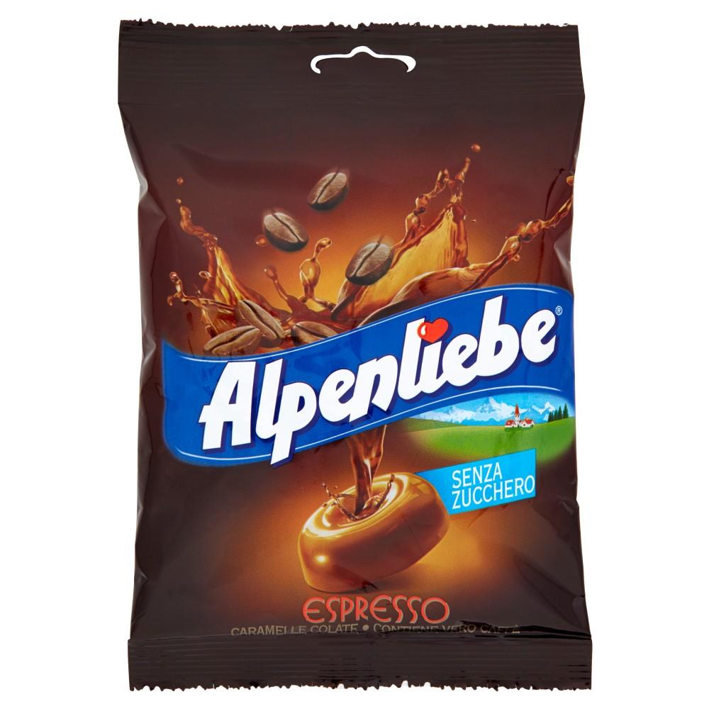 Alpenliebe Espresso