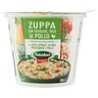 Amadori Zuppa con Verdure, Orzo & Pollo
