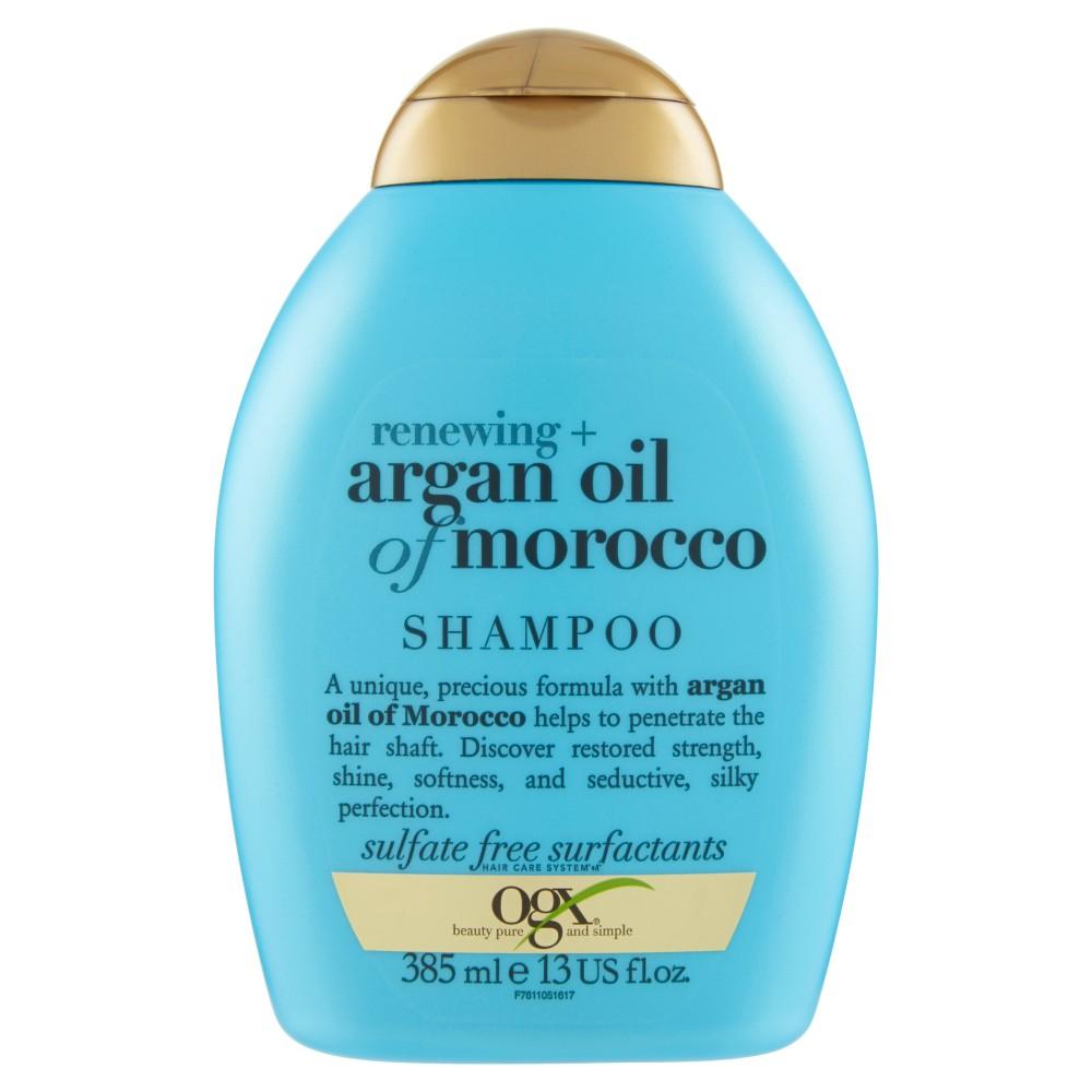 SHAMPOO ARGAN OIL OF MAROCCO