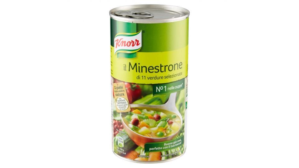 Knorr - Minestrone, di 11 verdure selezionate