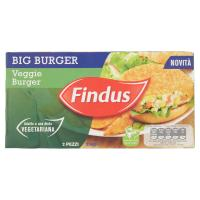 Findus - Big Burger, Veggie