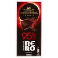 PERUGINA NERO Fondente Extra 95% tavoletta di cioccolato fondente extra con 95% di cacao