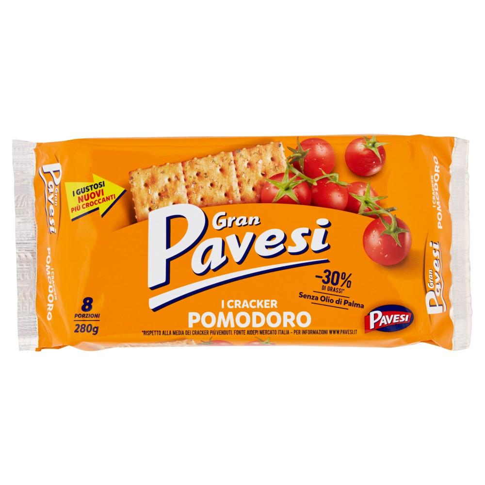 Gran Pavesi Cracker Pomodoro