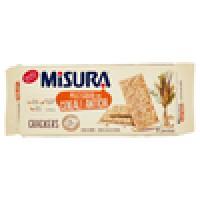 Misura Multigrain con Cereali Antichi Crackers