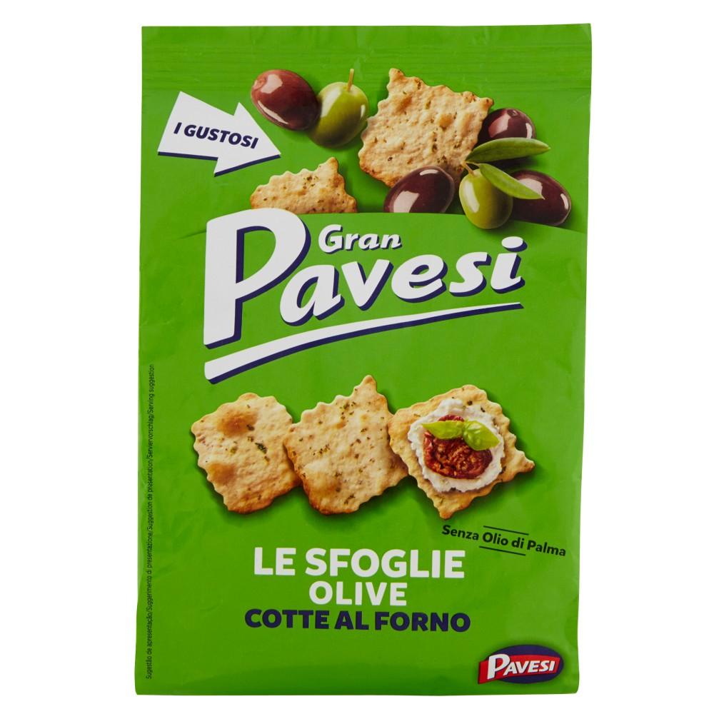 Gran Pavesi Sfoglie Olive