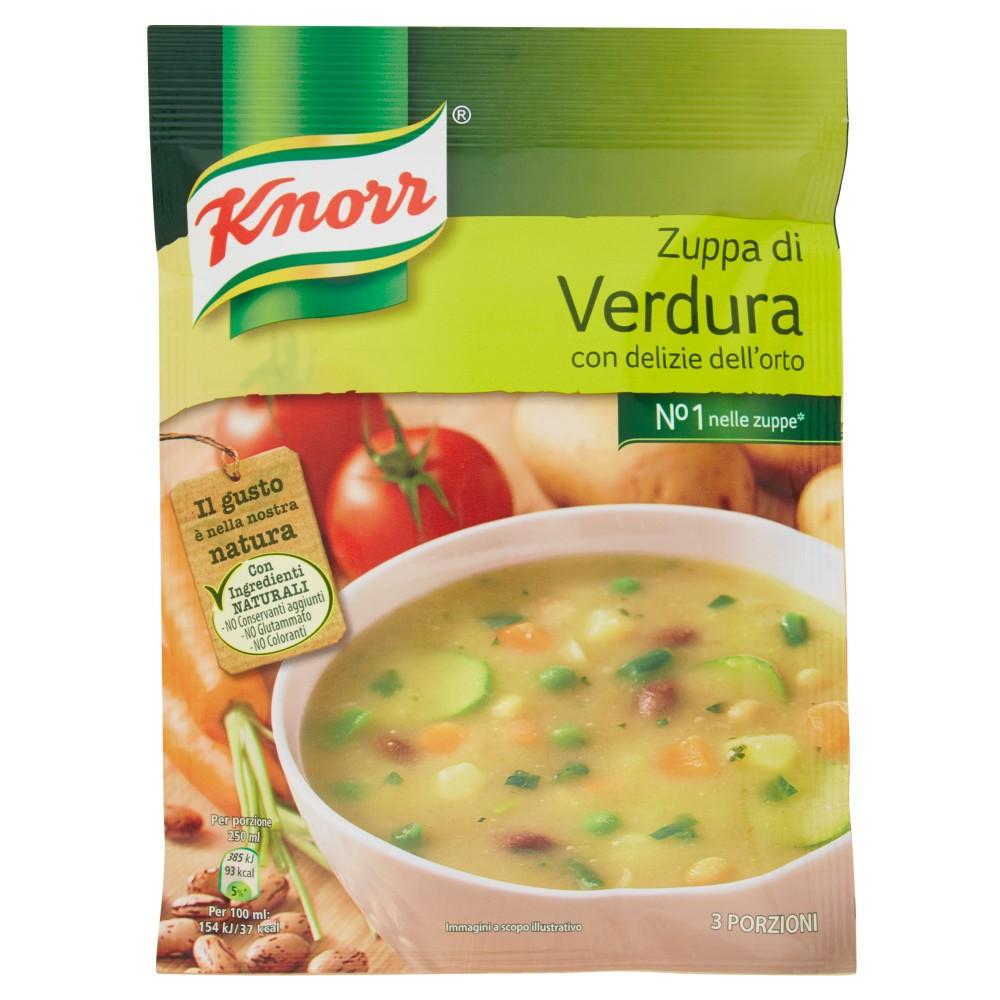 Knorr Zuppa di Verdura