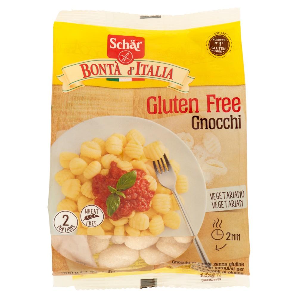 Schär Gnocchi di Patate Dietetici Senza Glutine