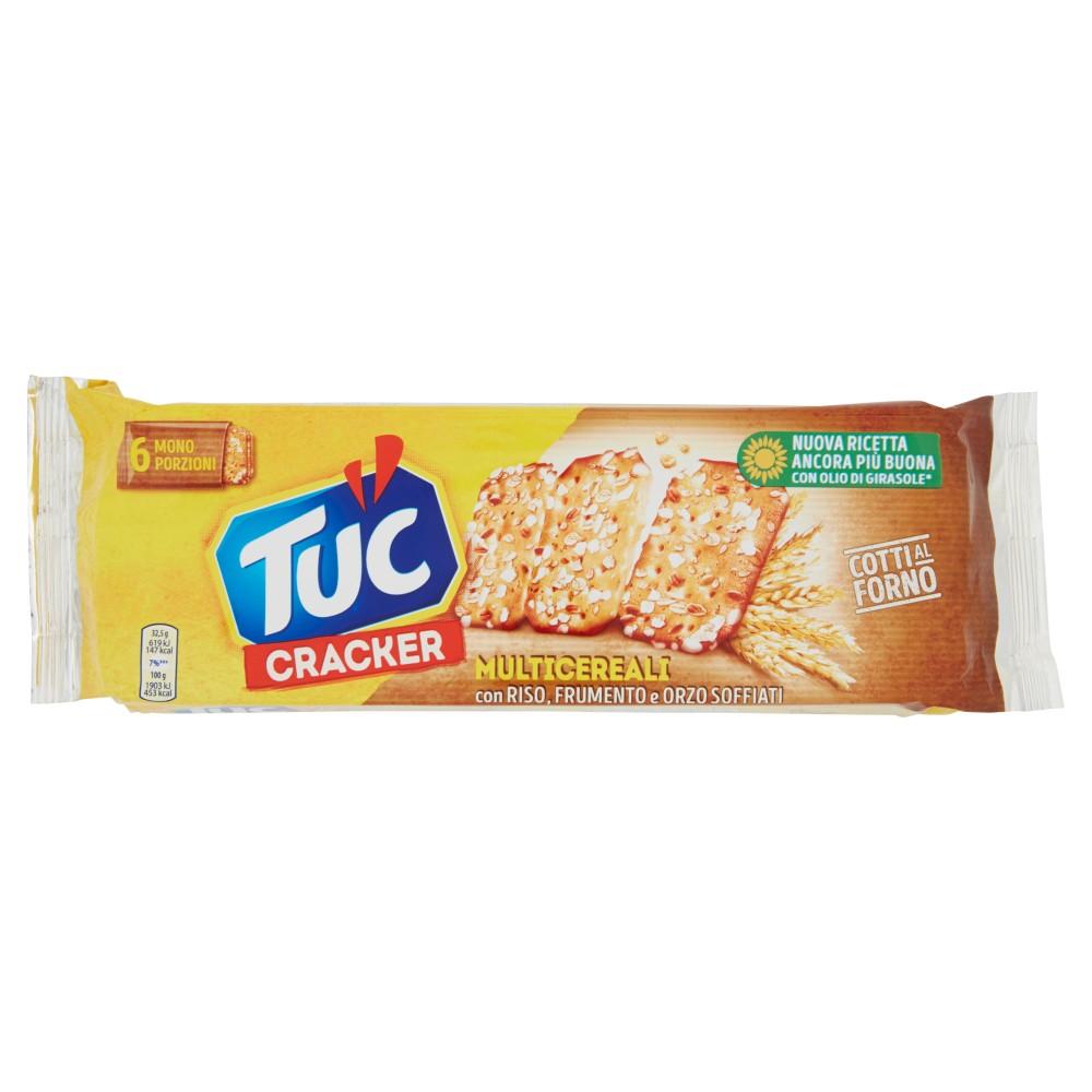 Tuc Cracker Multicereali