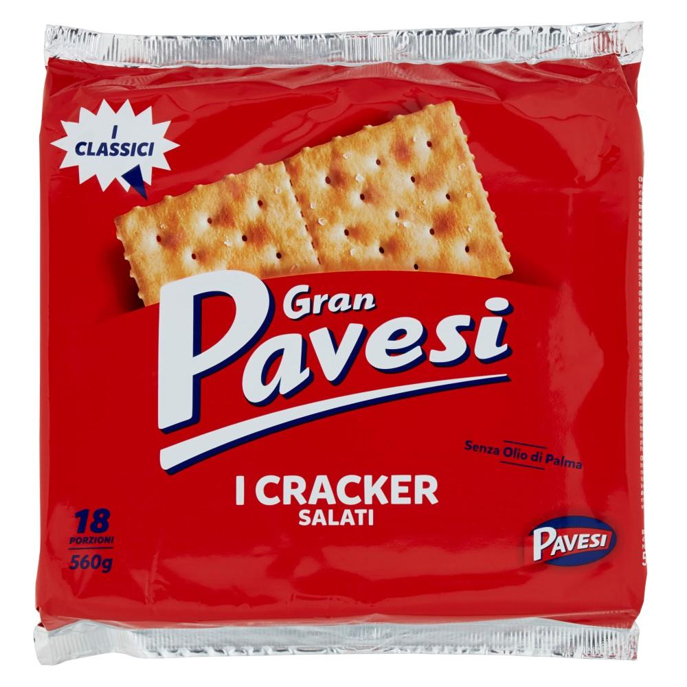 Gran Pavesi Cracker Salati