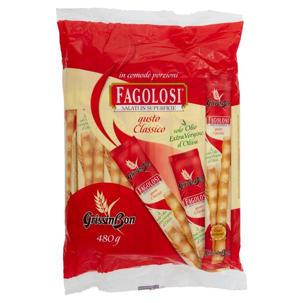 GrissinBon Fagolosi gusto classico