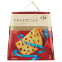 Carrefour Panettone Senza Canditi