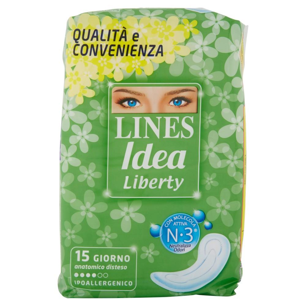 Lines Idea Liberty x15
