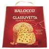 Balocco Panettone Glassuvetta Senza Canditi