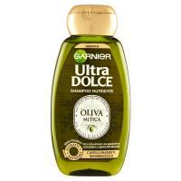 Garnier Ultra Dolce Oliva Mitica Shampoo Nutriente per Capelli Inariditi Sensibilizzati