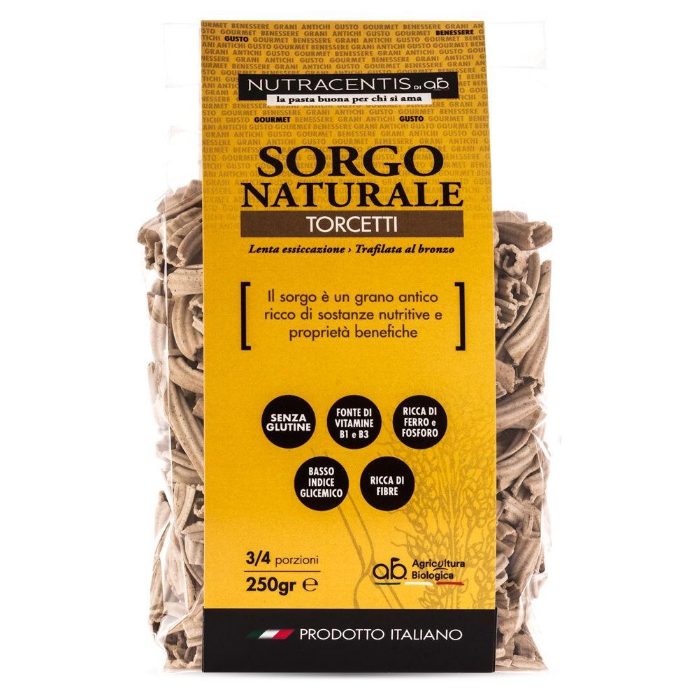 Torcetti di Sorgo (bio, gluten free)