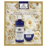 Acqua alle Rose Oro di Giovinezza Acqua Distillata alle Rose 300ml + Crema Viso Antirughe