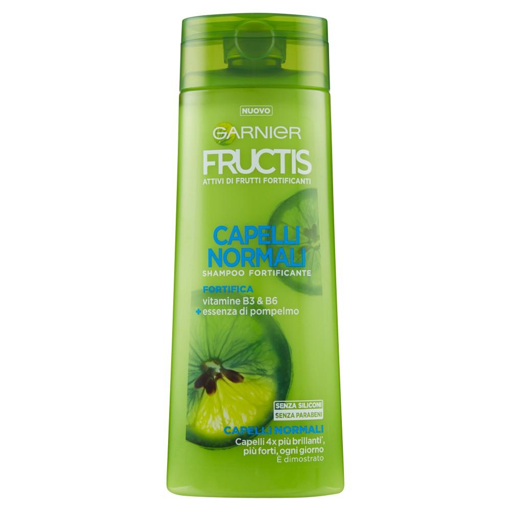 Garnier Fructis Capelli Normali Shampoo per Capelli Normali