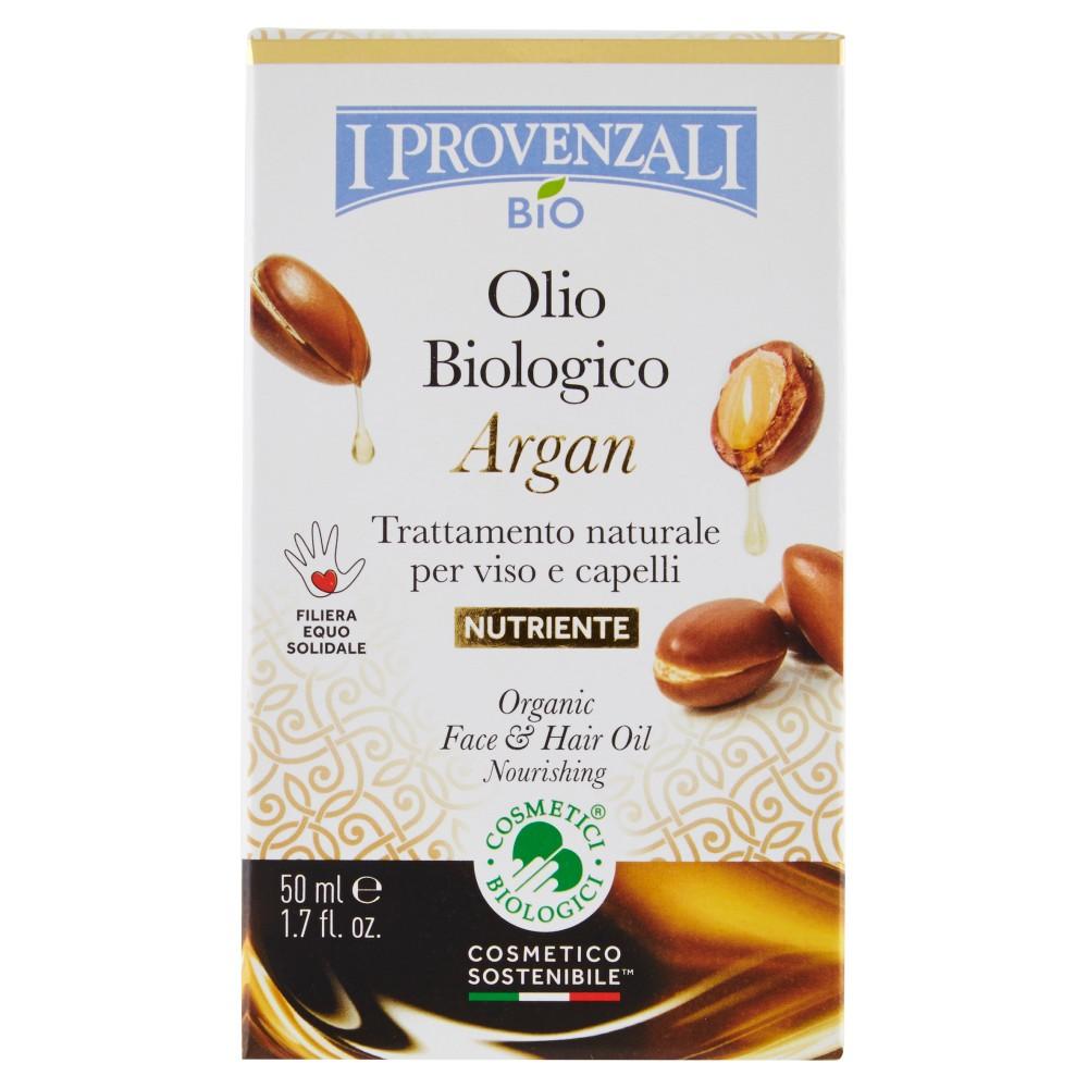 I Provenzali Bio Olio Biologico Argan
