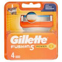 Gillette Fusion Power Lame di Ricarica per Rasoio, da Uomo