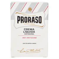 Proraso - Crema Liquida Dopobarba, Con Tè verde e Avena