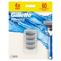 Gillette Mach3 Ricarica di Lame per Rasoio da Uomo