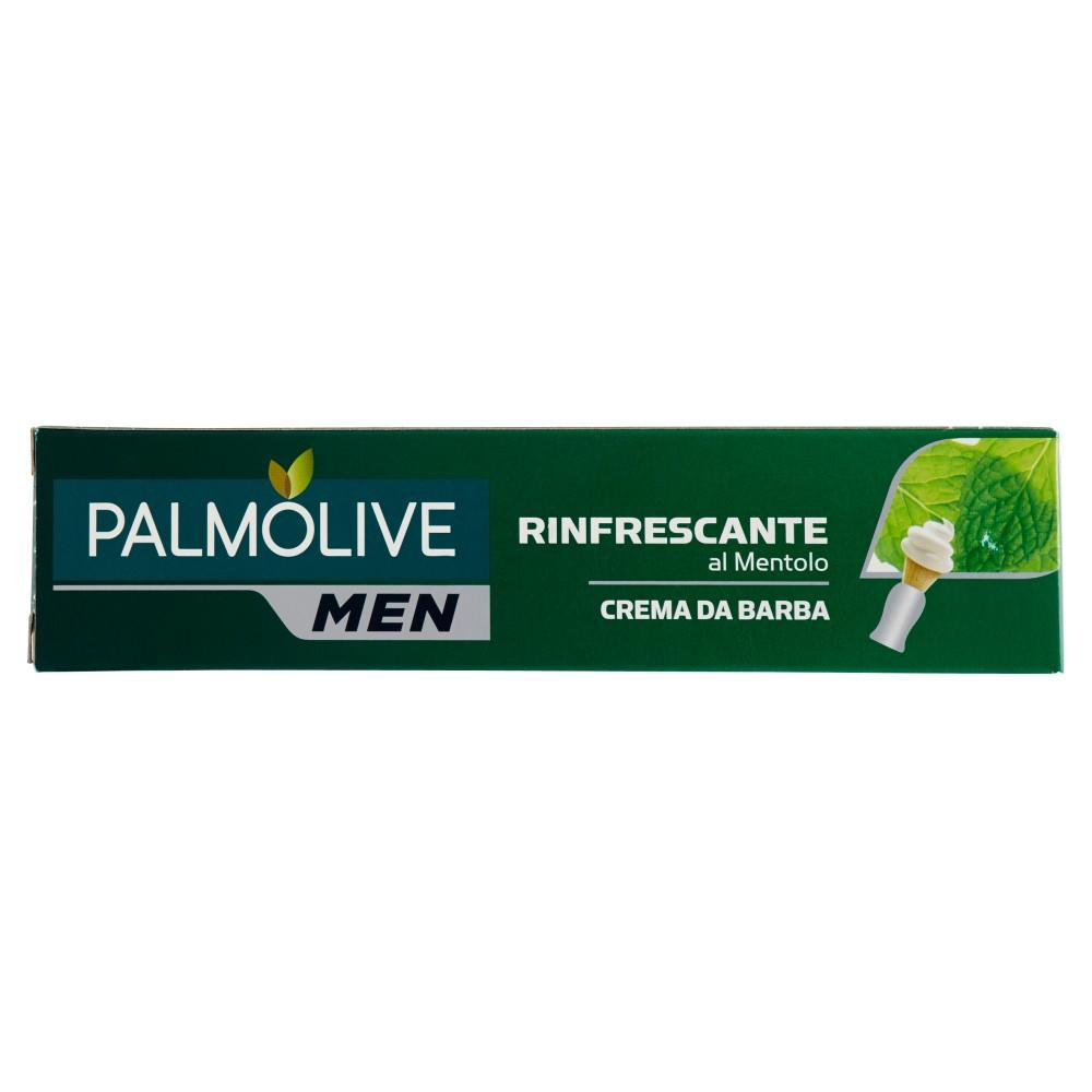 Palmolive - Crema da Barba, Rinfrescante al Mentolo