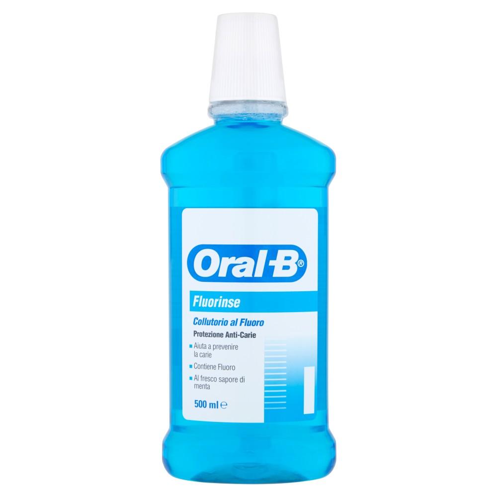 Oral-B Fluorinse Collutorio