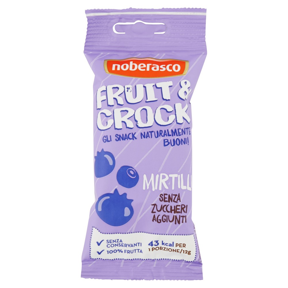 noberasco Fruit&Crock Mirtilli