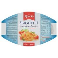 Roscio Spaghetti pomodoro e basilico