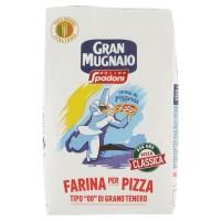 """Molino Spadoni Gran Mugnaio Farina per Pizza Tipo """"00"""" di Grano Tenero"""