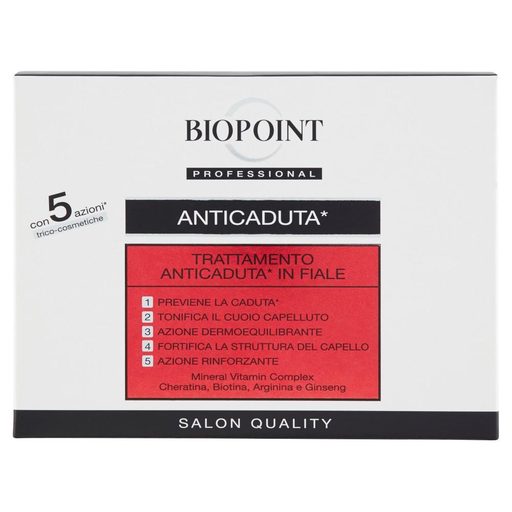 Biopoint Professional Anticaduta* Trattamento anticaduta* in fiale