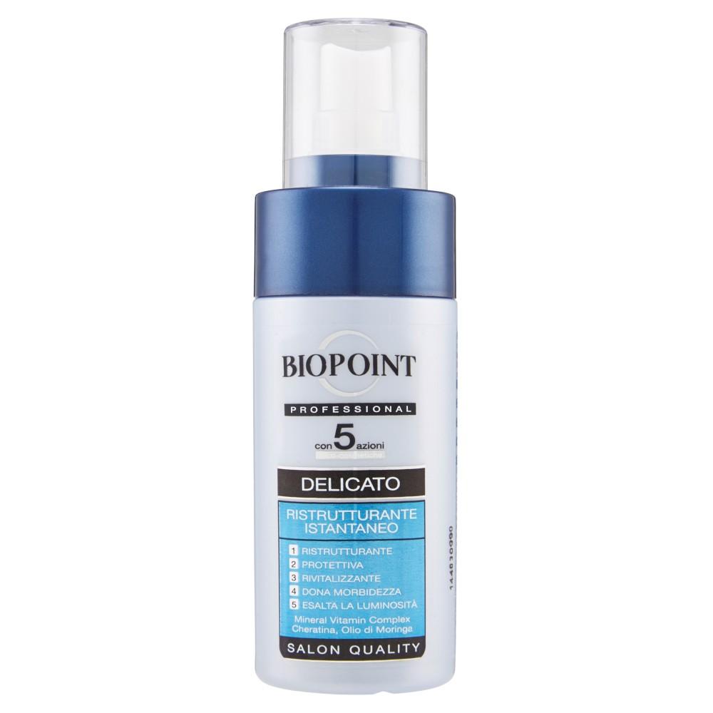 Biopoint Professional Ristrutturante istantaneo delicato