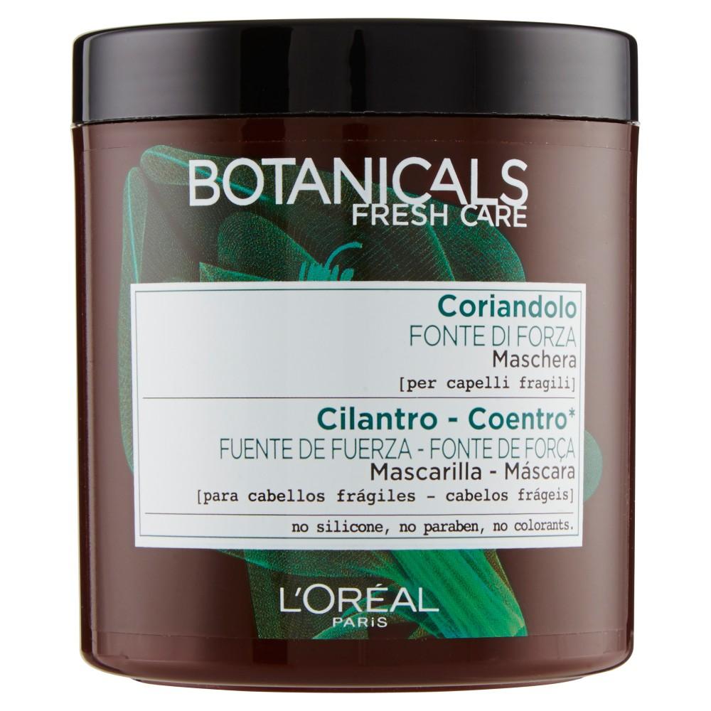 L'Or�al Paris Botanicals Coriandolo Fonte di Forza - Maschera per capelli fragili