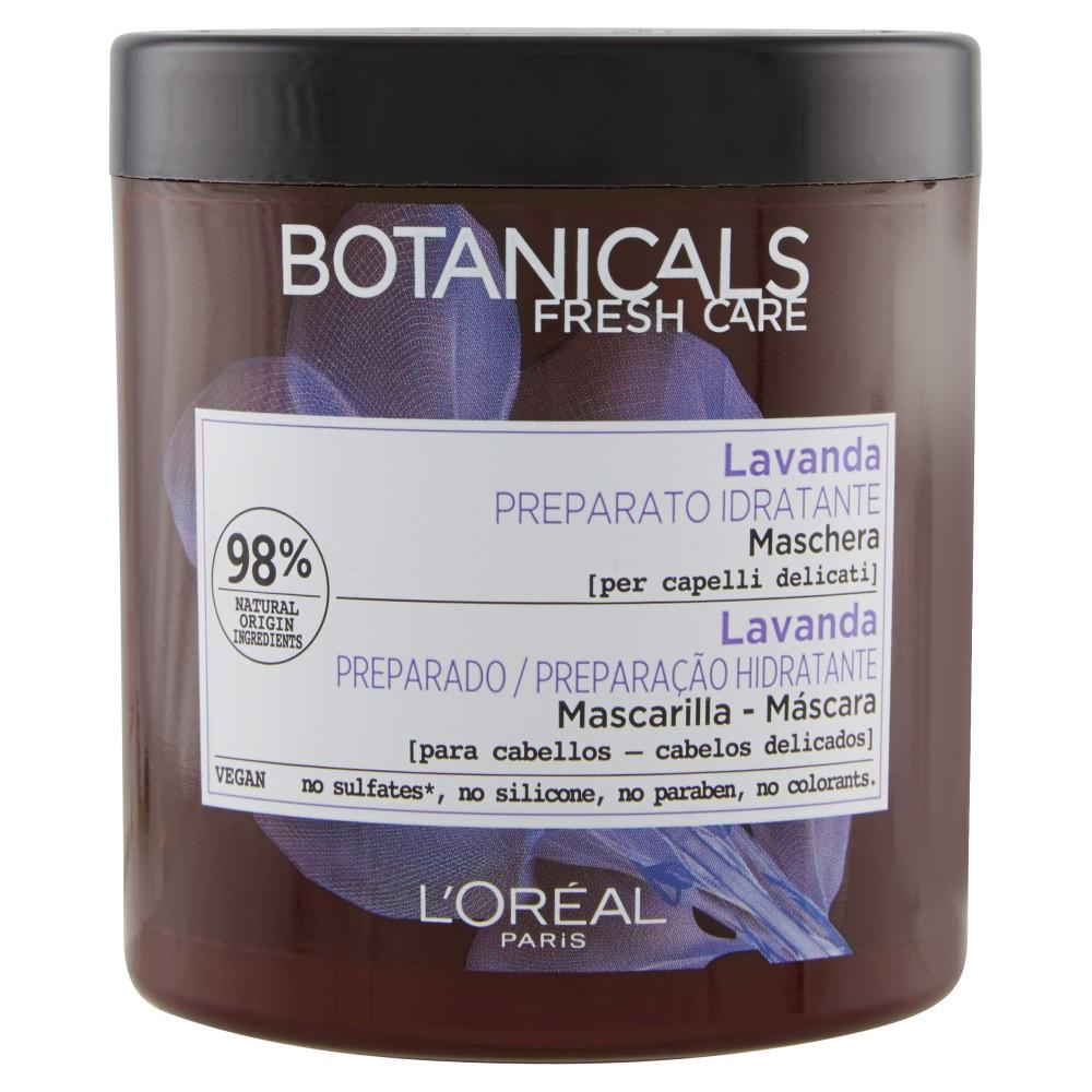 L'Or�al Paris Botanicals Lavanda - Maschera idratante per capelli delicati