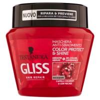Gliss Hair Repair Maschera Anti-Sbiadimento Color Protect & Shine