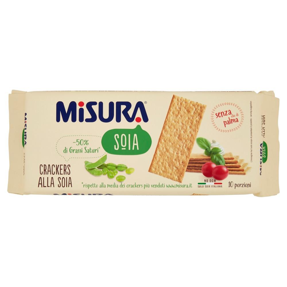 Misura Soia Crackers alla Soia