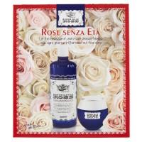 Acqua alle Rose Rose Senza Et� Acqua Distillata alle Rose 300ml + Crema Senza Et� Viso & Occhi