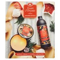 Tesori d'Oriente Japanese Rituals Bagno Crema 500 ml + Candela