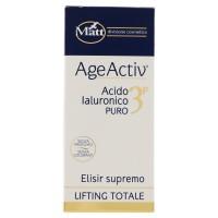 Matt divisione cosmetica AgeActiv Acido Ialuronico Puro 3P
