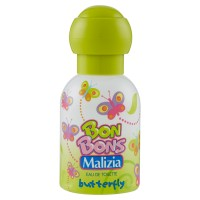 Malizia Bon Bons Eau de Toilette butterfly