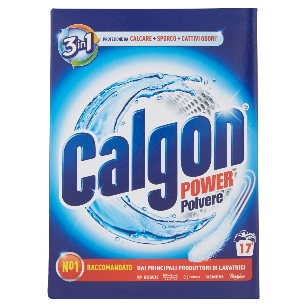 Calgon 3in1 Power Polvere