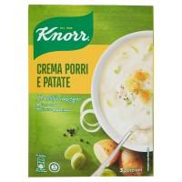 Knorr crema porri e patate