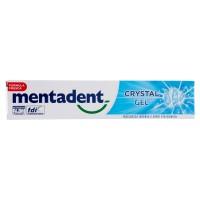 Mentadent dentifricio crystal gel