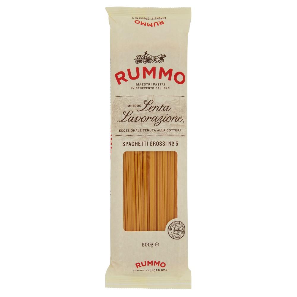 Rummo Spaghetti Grossi